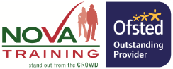 Nova Training, Ofsted Oustanding Provider